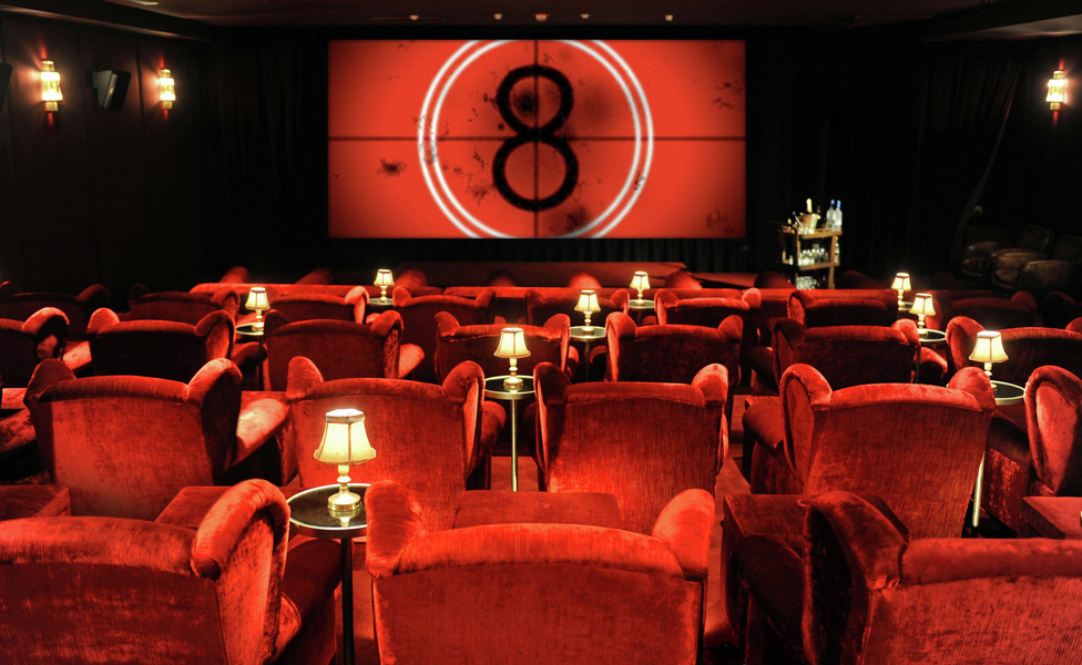 wholesale dealer 786f3 c6472 Luxury Soho Cinema   Dining for Two