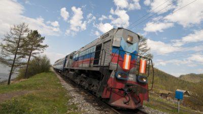 Trans Siberian Rail Journey