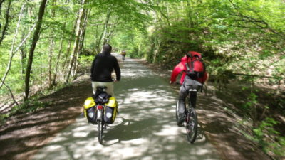 Cycling Adventure for Two in Exmoor National Park