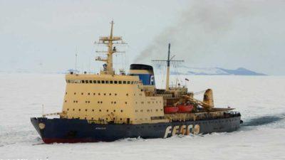 Arctic Icebreaker Expedition, Arctic Circumnavigation