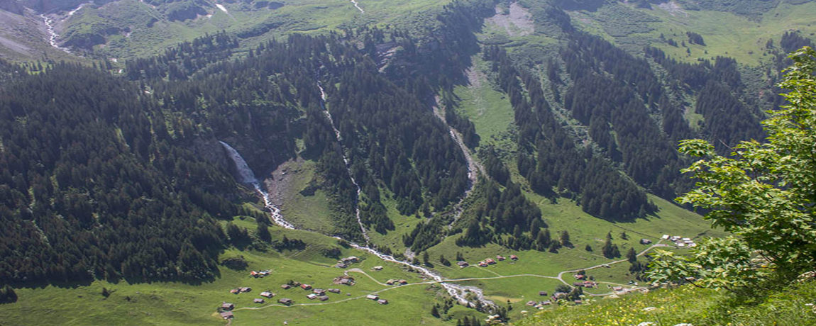 Drive the World Renowned Klausen Pass