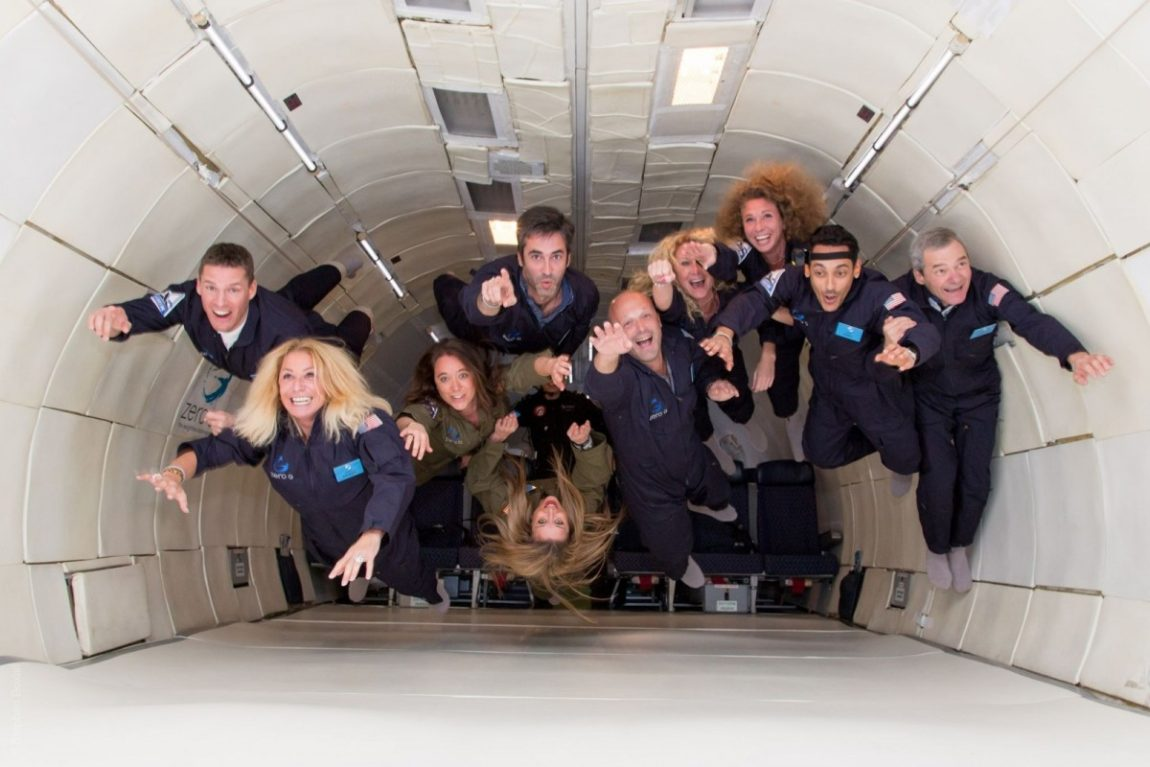 Zero G – Weightless Experience