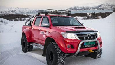 Arctic Truck Safari  Experience