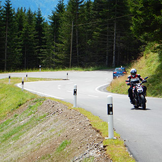 Ducati Motorcycle Tour (Majestic Alps)