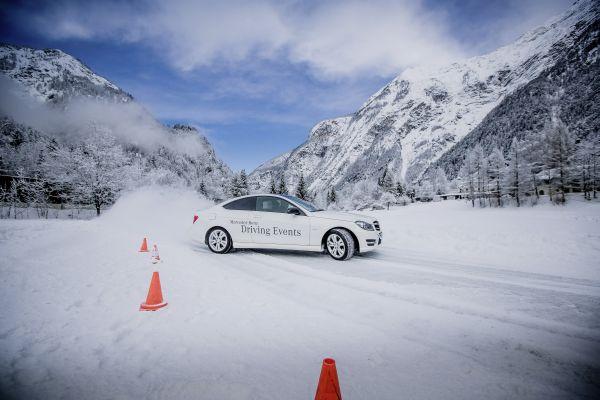 Swedish Ice Driving Adventure