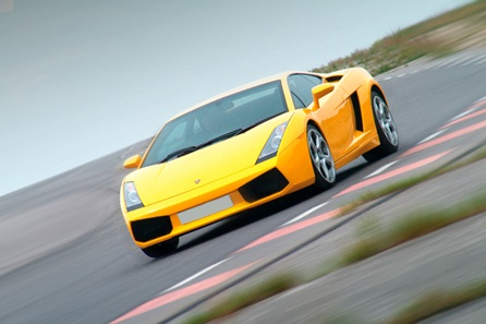 An Exclusive Lamborghini
